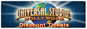 Universal Studios Hollywood Discounted Tickets